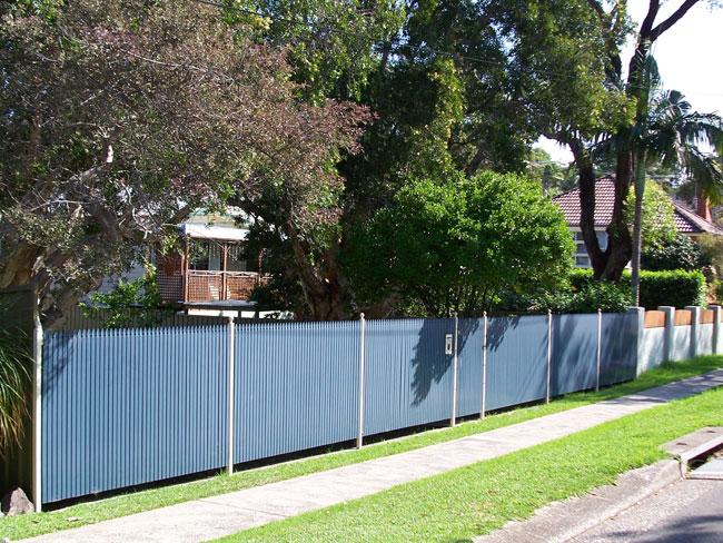 Colorfen Constructions Fencing Projects Aluminium