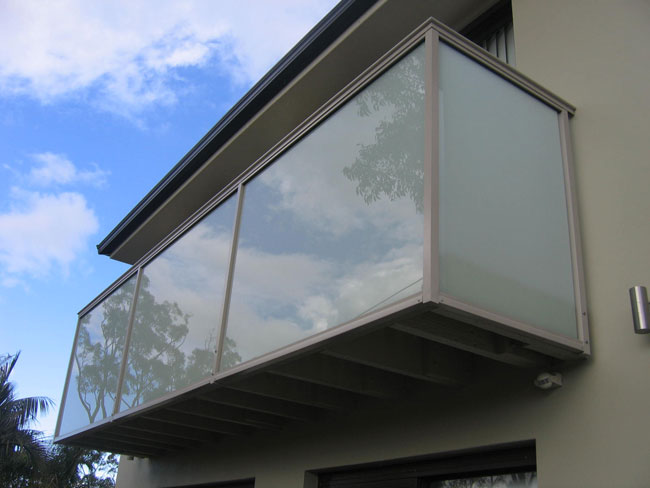 Colorfen Constructions Glass Projects Glass Balustrades
